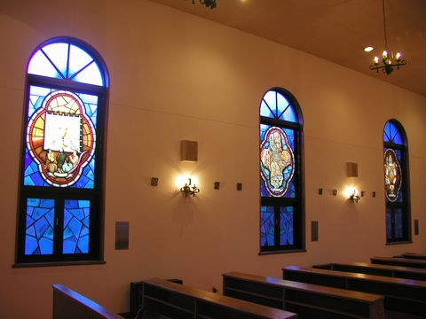 Churches and Stained Glass