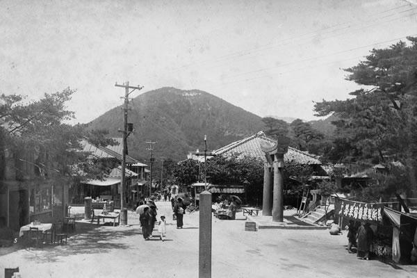 雲仙の歴史
