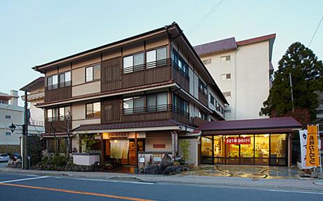 雲仙いわき旅館