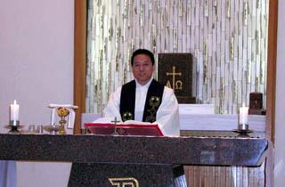 カトリック雲仙教会司祭