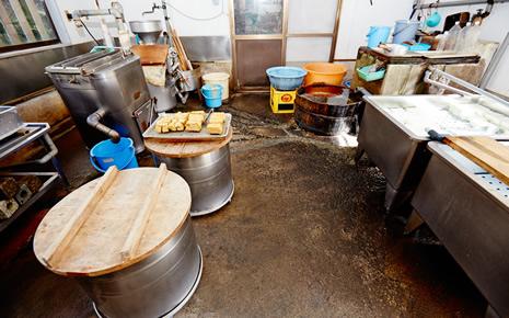山本豆腐店